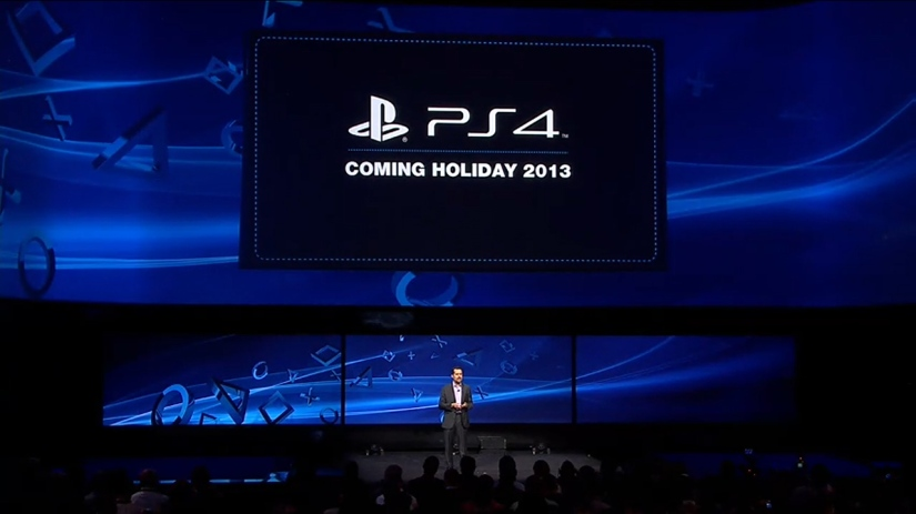 PlayStation 4 Coming Holiday 2013