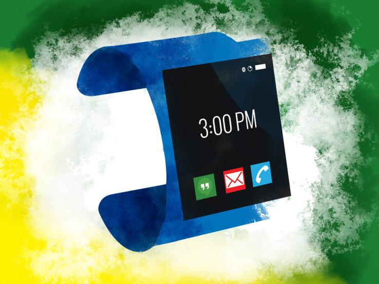 Google Smartwatch SpecsLeak